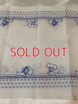 Photo2:  Adult baby Cloth diaper 100% Cotton dobby /dogs