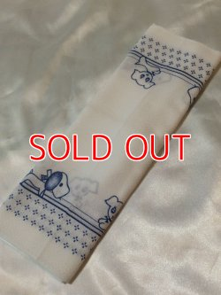 Photo3:  Adult baby Cloth diaper 100% Cotton dobby /dogs