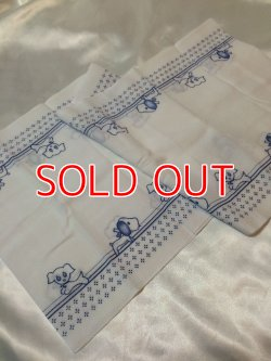 Photo1:  Adult baby Cloth diaper 100% Cotton dobby /dogs