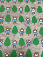 Other Images1: Adult Baby Onesie bear pattern long sleeve
