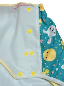Photo3: Adult baby diaper cover with animals prints
