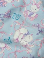 Other Images2: Adult baby diaper with rabbits prints with a string belt Only M and 4L